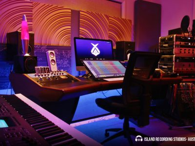 Island Recording Studios Australia