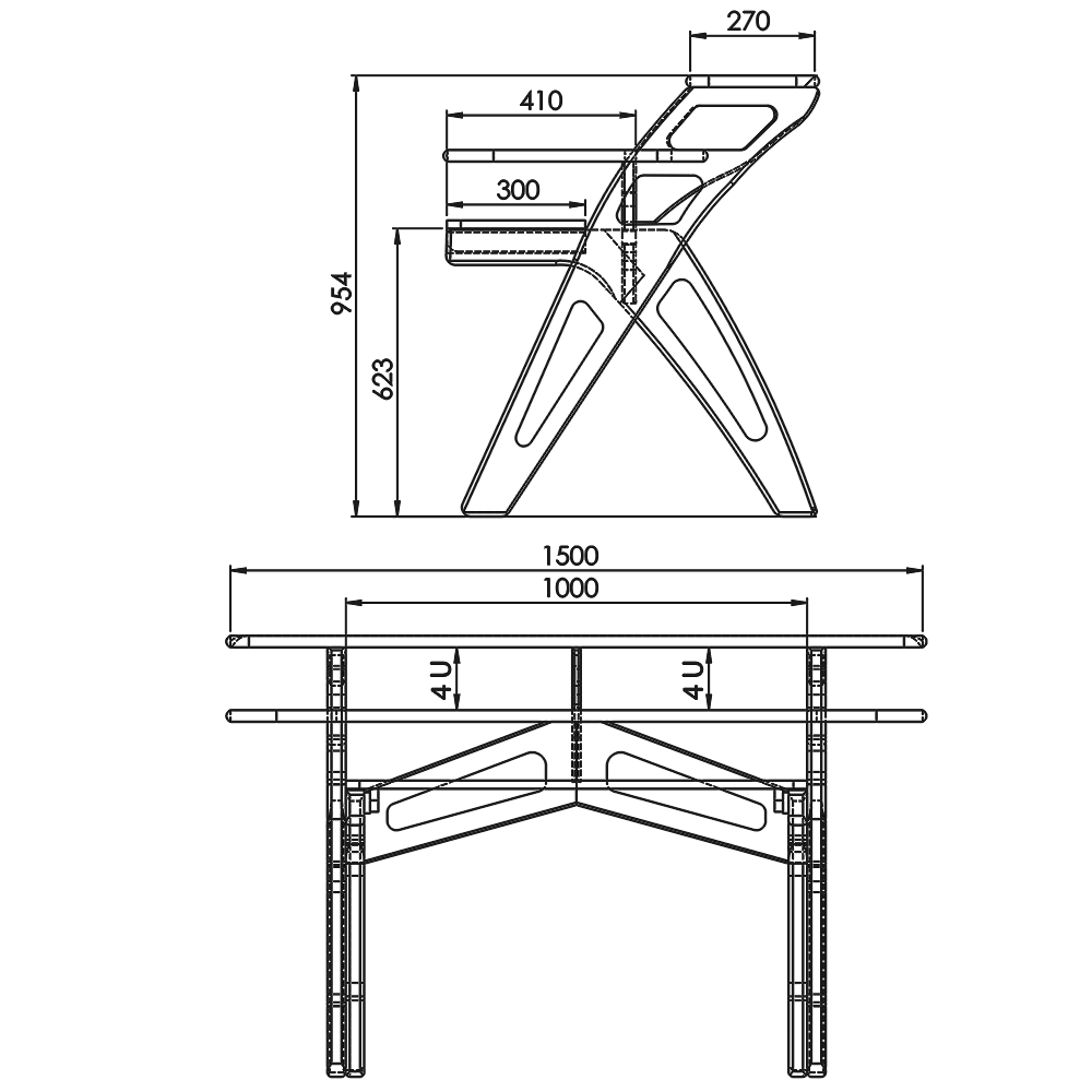 Miza-Desk-Yesk-Technical-Drawings