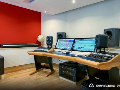Voxpop Recording Spain