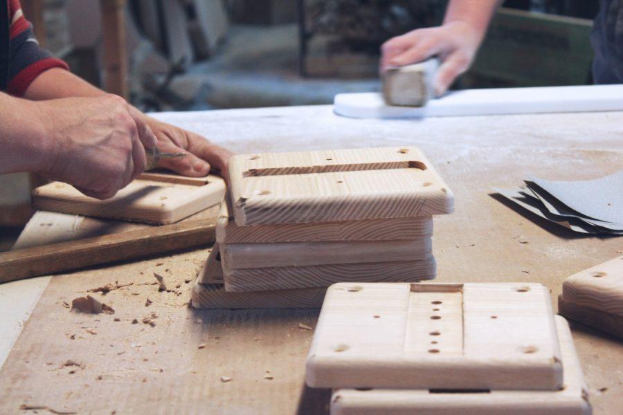 Solid Wood Zaor Studio Furniture
