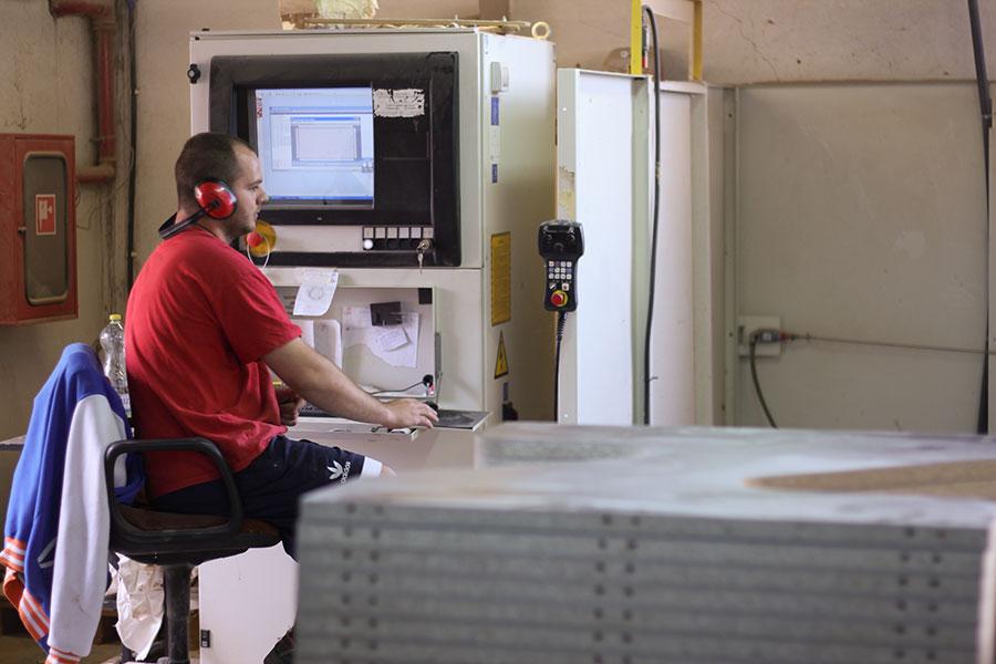 Factory Zaor Studio Furniture