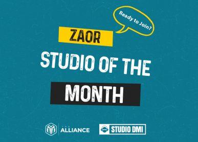 Zaor Banner Month