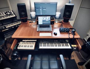 Spytunes Studio B